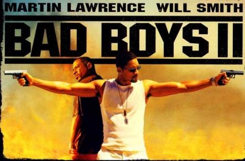 плакат фильма Плохие парни 2