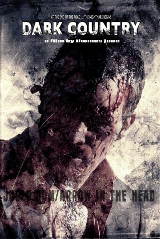 плакат фильма Территория тьмы