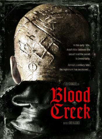 плакат фильма Кровавый ручей*