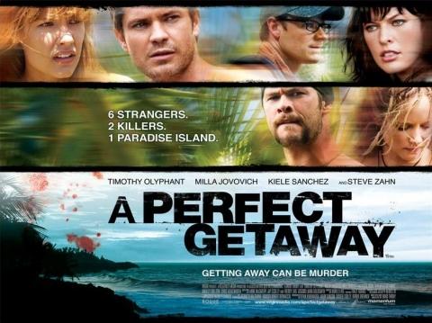 плакат фильма биллборды Идеальный побег