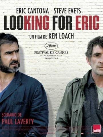 плакат фильма В поисках Эрика