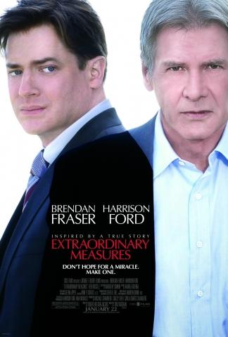плакат фильма Крайние меры
