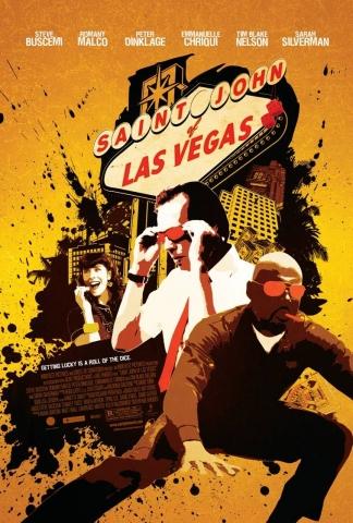 плакат фильма постер Святой Джон из Лас-Вегаса