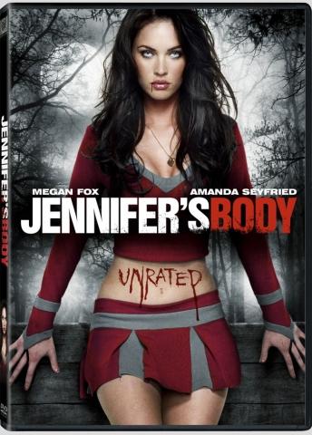 плакат фильма Тело Дженнифер