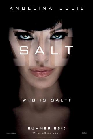 плакат фильма тизер Солт