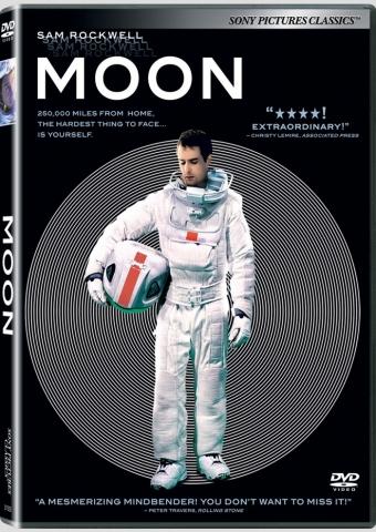 плакат фильма Луна 2112