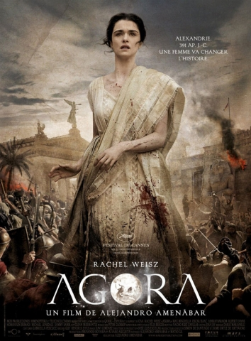плакат фильма Агора