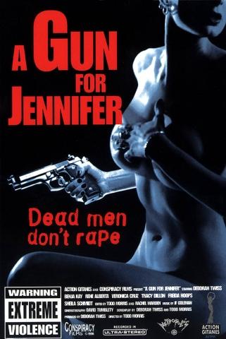 плакат фильма Ствол для Дженнифер