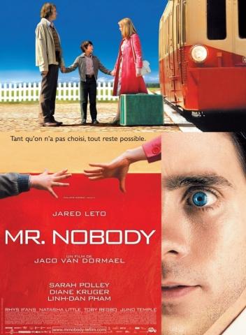плакат фильма Господин Никто