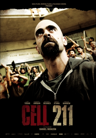 плакат фильма Камера 211: Зона