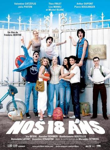 плакат фильма Нам 18