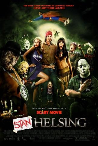 плакат фильма Стан Хельсинг