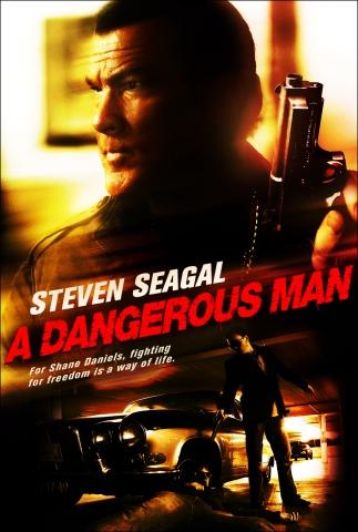 плакат фильма Опасный человек*
