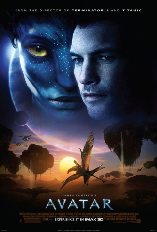 плакат фильма постер IMAX-постер Аватар