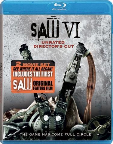 плакат фильма Пила VI