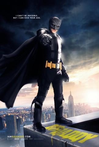 плакат фильма характер-постер Пипец