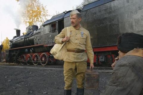 кадры из фильма Край Владимир Машков,