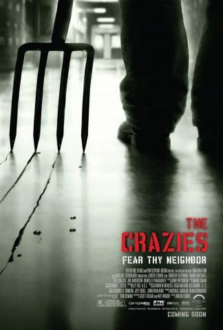 плакат фильма постер Безумцы