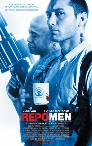 плакат фильма постер Потрошители