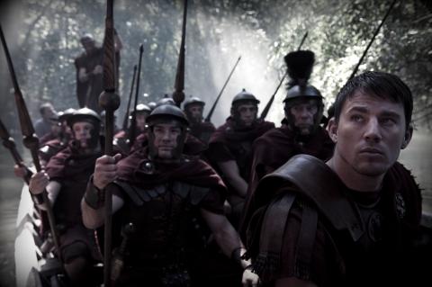 кадры из фильма Орел Девятого легиона Ченнинг Татум,