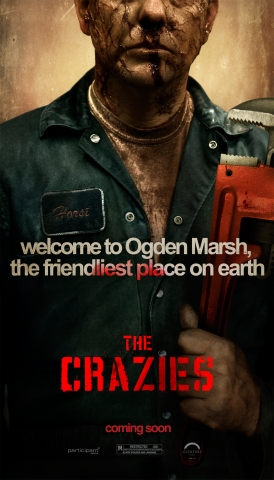 плакат фильма характер-постер Безумцы
