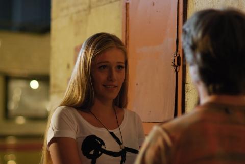 кадры из фильма Поцелуй сквозь стену Карина Андоленко,