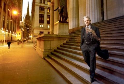фотосессия Уолл-стрит: Деньги не спят Майкл Даглас,