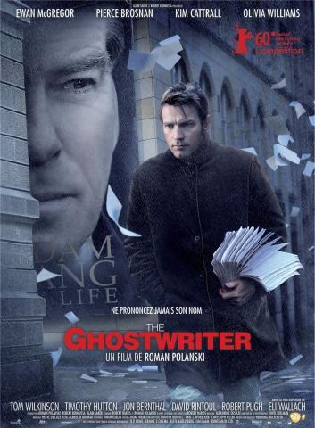 плакат фильма Призрак