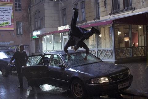 кадры из фильма Меченосец
