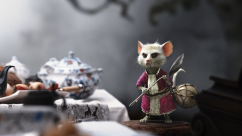 кадры из фильма Алиса в Стране чудес