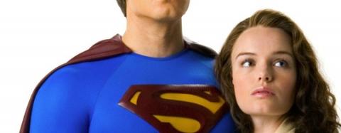 промо-слайды Возвращение Супермена