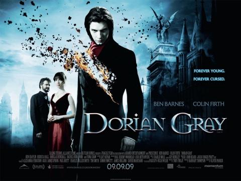 плакат фильма Дориан Грей