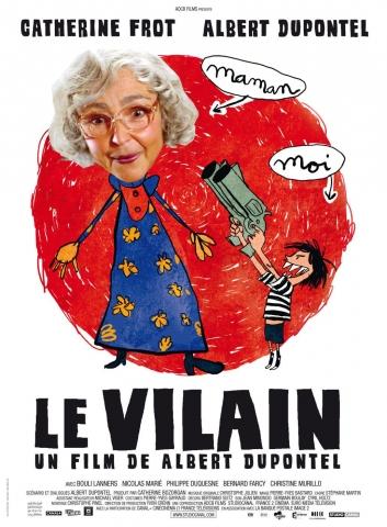 плакат фильма постер Злодей