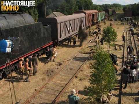 кадр №3852 из фильма Последний бронепоезд