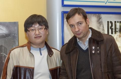 Встреча с создателями «На игре»