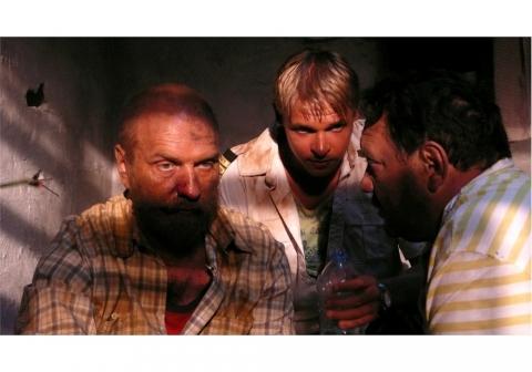 кадры из фильма Кандагар Александр Балуев, Александр Голубев, Богдан Бенюк,