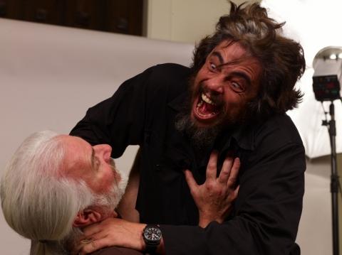 кадр №39076 из фильма Человек-волк
