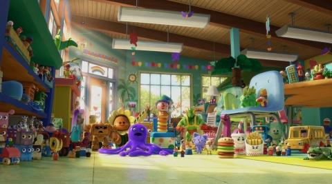 кадр №39214 из фильма История игрушек: Большой побег