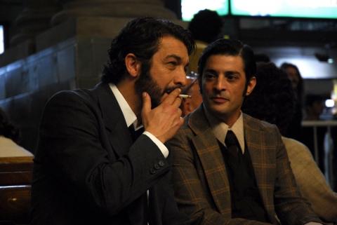 кадры из фильма Тайна в его глазах Рикардо Дарин, Пабло Раго,