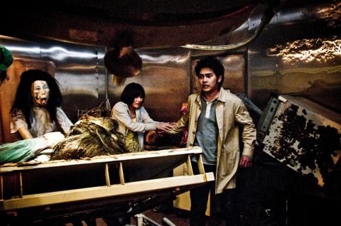 кадр №40527 из фильма Лабиринт страха 3D