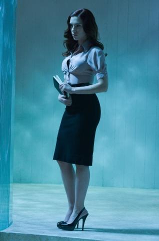 кадры из фильма Железный человек 2 Скарлетт Йоханссон,