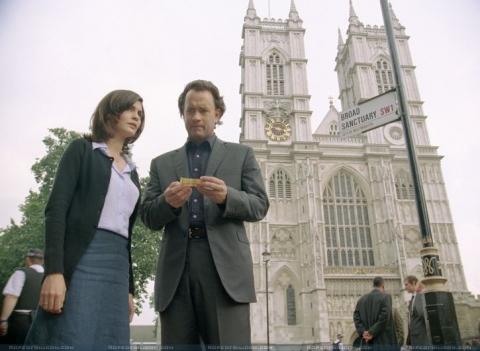 кадр №4096 из фильма Код Да Винчи
