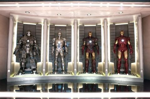 кадры из фильма Железный человек 2