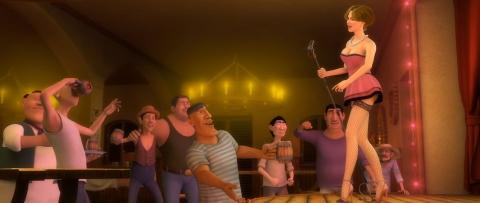кадр №41393 из фильма Последний человек из Атлантиды