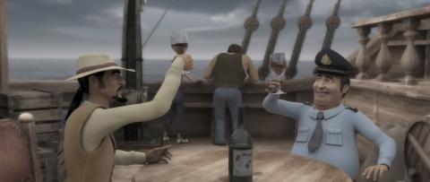 кадр №41394 из фильма Последний человек из Атлантиды