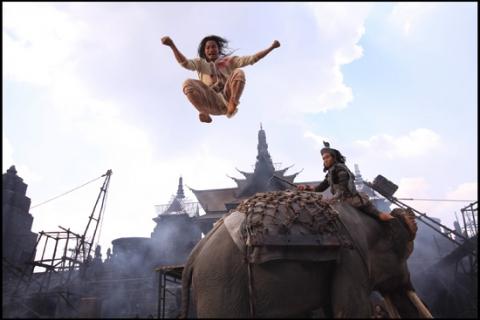 кадр №41544 из фильма Онг Бак 3
