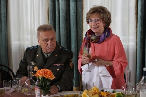 кадр №41571 из фильма Любовь-морковь 3