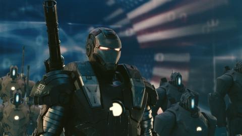 кадр №41584 из фильма Железный человек 2