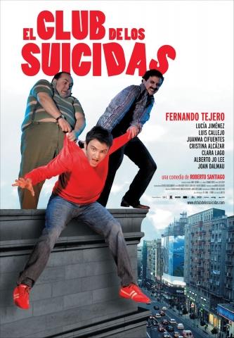 плакат фильма Клуб самоубийц