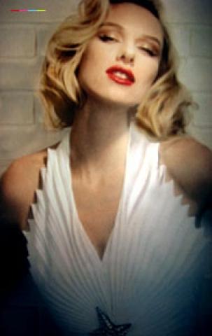 кадр №42761 из фильма Блондинка*